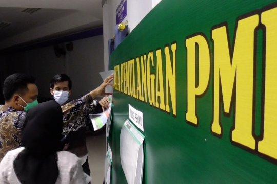 Ombudsman soroti data perlintasan PMI yang tak terintegrasi