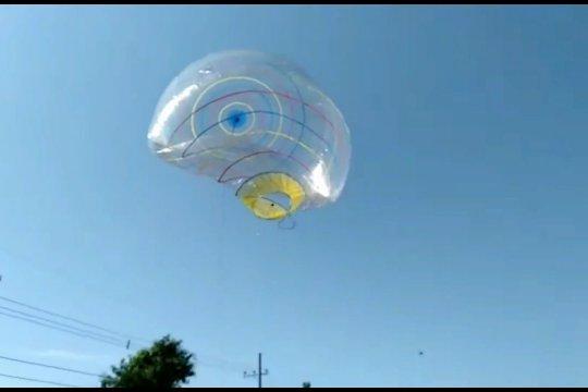 Polres Madiun tangkap 17 penerbang balon udara
