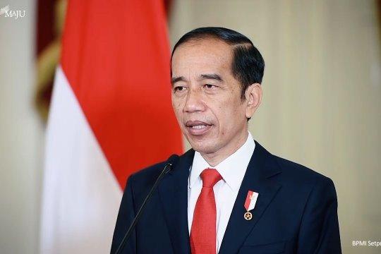 Presiden Jokowi: Keluhuran ajaran Dharma relevan dengan situasi pandemi saat ini