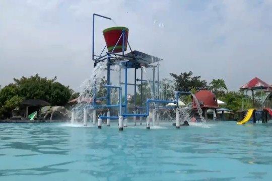 Wisata air di Ngawi turunkan harga tiket