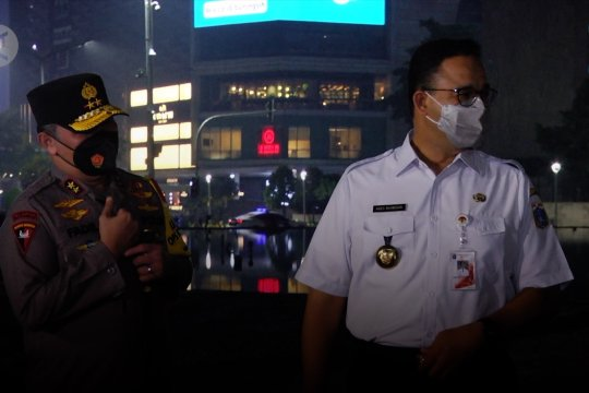 Gubernur DKI ingatkan warga untuk silaturahmi Lebaran secara virtual