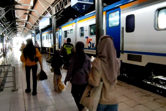 KAI Daop 4 Semarang tolak 219 calon penumpang selama peniadaan mudik