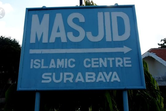 Ridwan Kamil siap arsiteki Masjid Islamic Center Surabaya