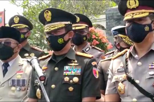 Pangdam V/Brawijaya tegaskan Pancasila perekat bangsa dan negara