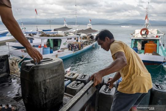 KKP latih nelayan antisipasi kecelakaan kapal akibat korsleting