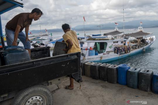 82 persen nelayan belum punya akses BBM bersubsidi