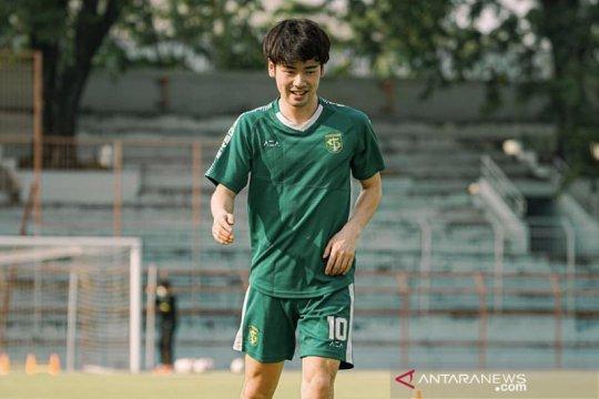 Pemain asal Jepang sepakat gabung Persebaya Surabaya