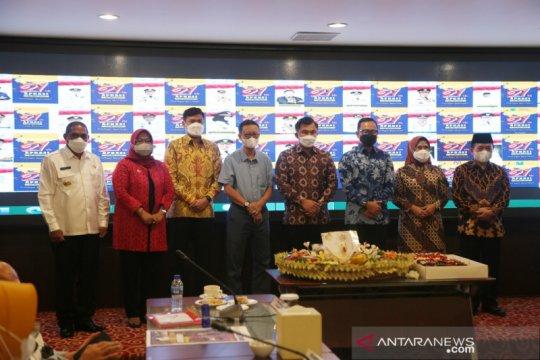 Presiden Jokowi tekankan pentingnya peran bupati pulihkan ekonomi