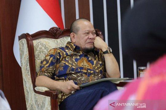 "Ketua DPD ajak anak Indonesia minim susu cegah ""stunting"""