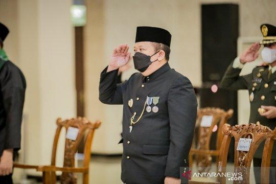 Bupati Jember menargetkan raih WTP atas LKPD tahun 2021