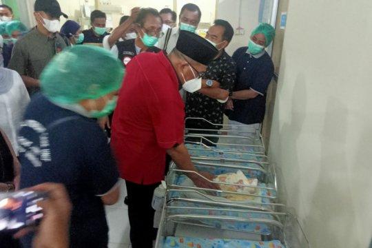 Gubernur Maluku mendadak kunjungi RSUD Haulussy Ambon