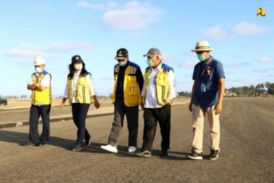 Dukung Superbike, PUPR: Bypass Bandara Lombok harus tuntas September