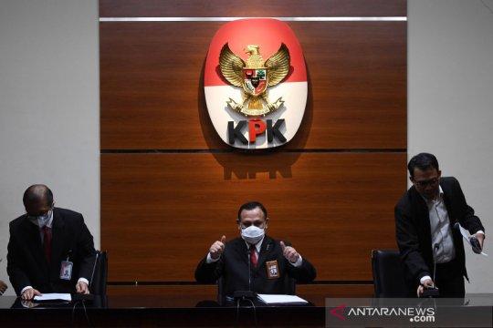 Pimpinan KPK tak akan cabut SK pembebastugasan 75 pegawai