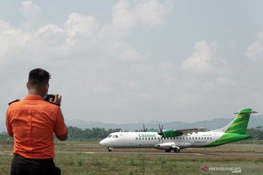 Persiapan operasional penerbangan komersial di Bandara Jenderal Besar Soedirman