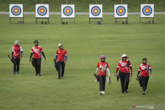Panahan Indonesia ambil sisi positif penundaan SEA Games 2021