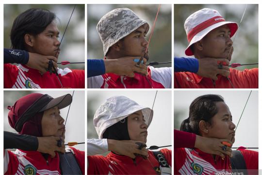 Alviyanto Bagas petik pengalaman berharga dalam debutnya di Olimpiade