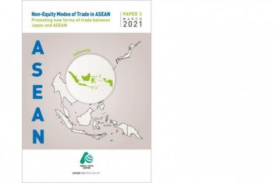 Perdagangan non-ekuitas Indonesia-Jepang tawarkan bergabung dengan jaringan produksi internasional