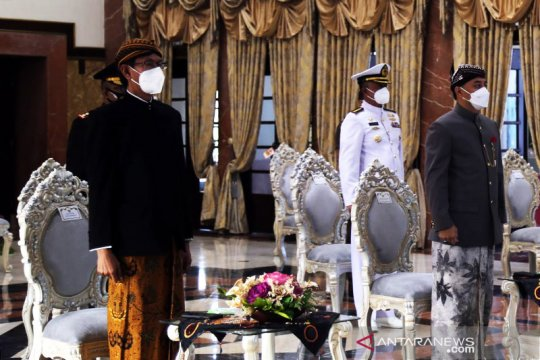 Ketua DPRD: Jaga Kota Surabaya dengan kebijakan berbasis Pancasila