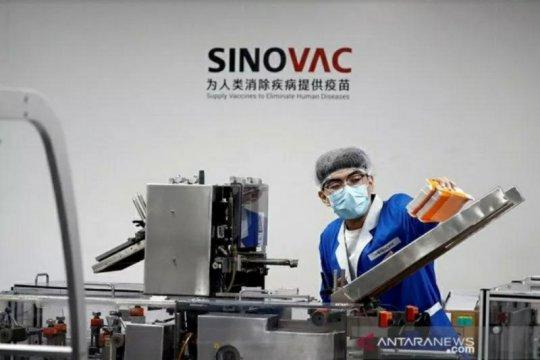 China izinkan Sinovac digunakan untuk usia 3-17 tahun
