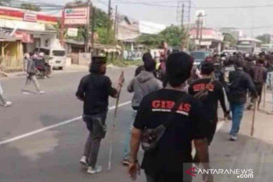 Dua ormas nyaris bentrok di Tambun Bekasi