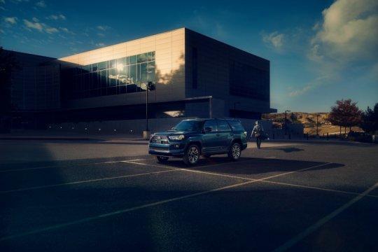 Toyota 4Runner TRD Sport 2022 hadir sebagai SUV yang nyaman