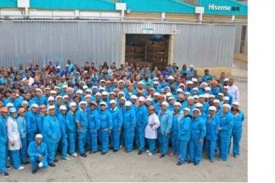 Bangun masa depan berkelanjutan: Hisense dan karyawan