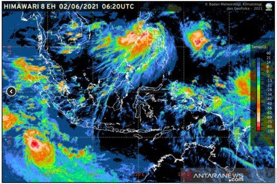 Waspada potensi hujan lebat di sejumlah wilayah di Sumut