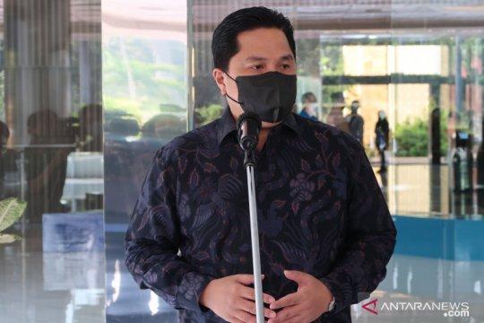 Erick Thohir: Garuda Indonesia akan fokus pada penerbangan domestik