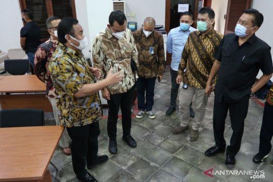 Rachmat Gobel temui manajemen Garuda, dukung aksi strategis perseroan