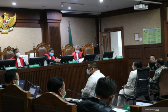 Kasus suap bansos, saksi ceritakan awal perkenalan dengan Ihsan Yunus