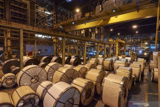 Krakatau Steel berkomitmen tingkatkan produksi baja