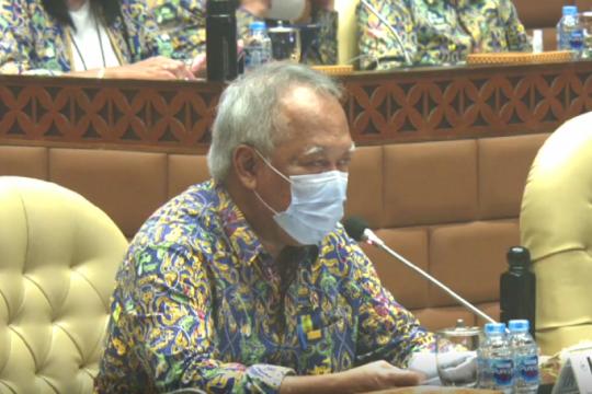 Ke DPR, Menteri PUPR usulkan anggaran Rp100,46 triliun pada 2022