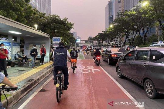 """Anggota DPRD ingatkan kebijakan lintasan """"road bike"""" jangan buru-buru"""