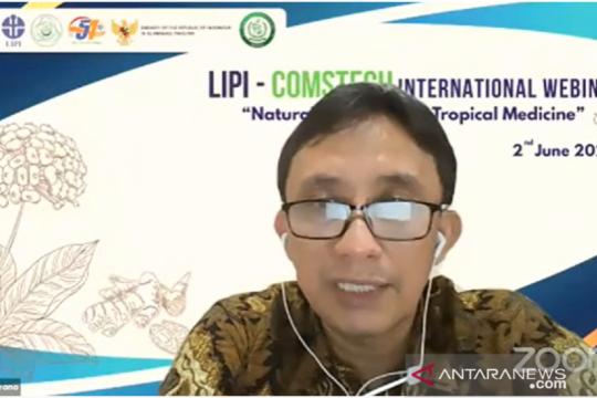 LIPI perkuat riset produk alam dan obat-obatan tropis