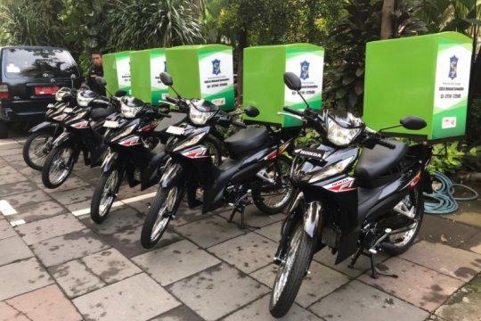 Kendaraan pengantar obat pasien rawat jalan Surabaya siap beroperasi