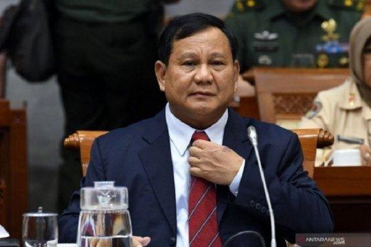 Survei Spin: Elektabilitas Prabowo masih tertinggi