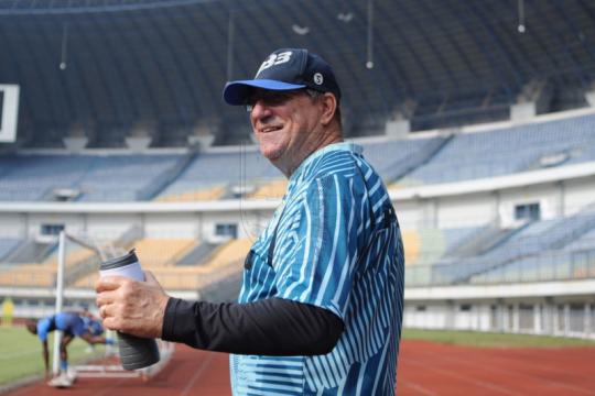 Persib Bandung siapkan motivational camp dongkrak mental pemain