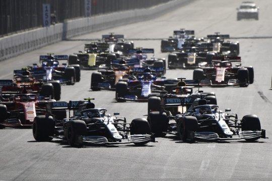 Red Bull waspadai serangan balasan Mercedes di Baku