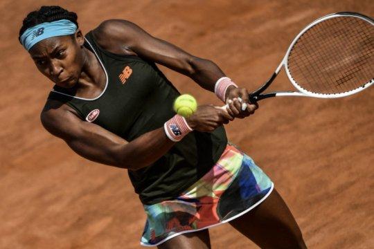 Venus-Gauff langsung tersingkir pada babak pertama French Open