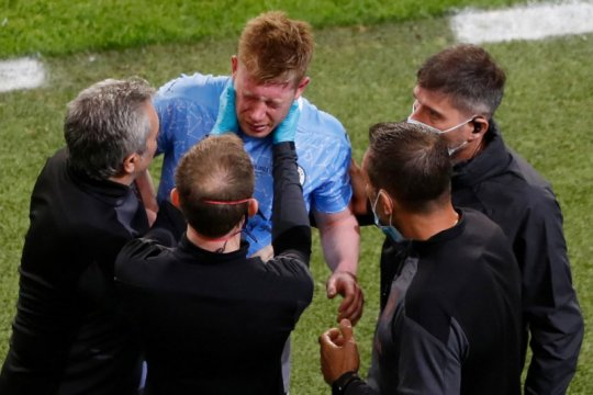 Kevin de Bruyne belum pasti ikut Euro 2020