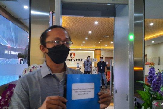 ICW mengadukan Ketua KPK Firli Bahuri terima diskon sewa heli