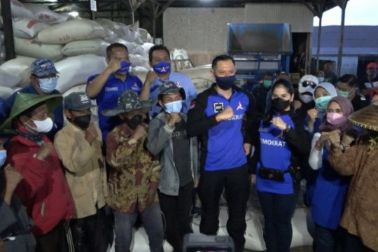 Agus Harimurti Yudhoyono safari politik ke Jabar