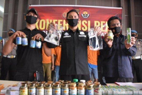 Oknum ASN tersangka penipuan seleksi IPDN ditahan Polres Tanjungpinang
