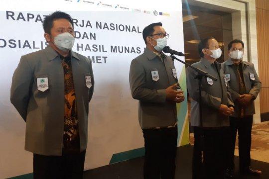 Puluhan karyawan positif COVID-19, perkantoran Gubernur Jabar ditutup