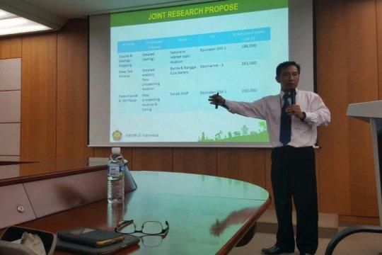 ESDM: Litbang geologi kelautan dukung inventarisasi geodiversitas