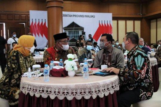 Gubernur Maluku: Masyarakat harus terlibat mengelola Blok Masela