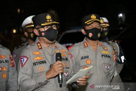 Korlantas Polri lakukan pengetatan kendaraan pengendalian COVID-19