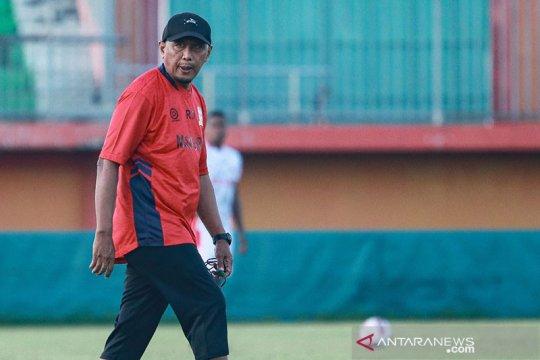 Pemain Madura United kian semangat berlatih setelah izin liga turun