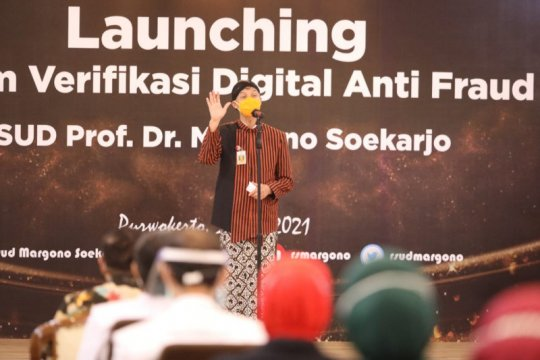 RSUD Margono Soekarjo luncurkan inovasi pelayanan BPJS Kesehatan