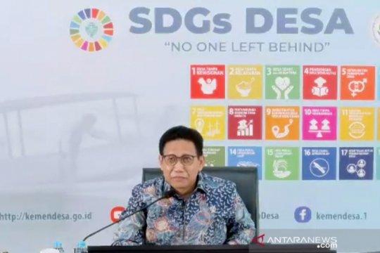 Implementasi SDGs Desa wujud pemenuhan hak asasi warga, sebut Mendes